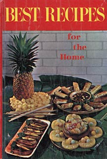 Book Cover of Best Recipes for the Home