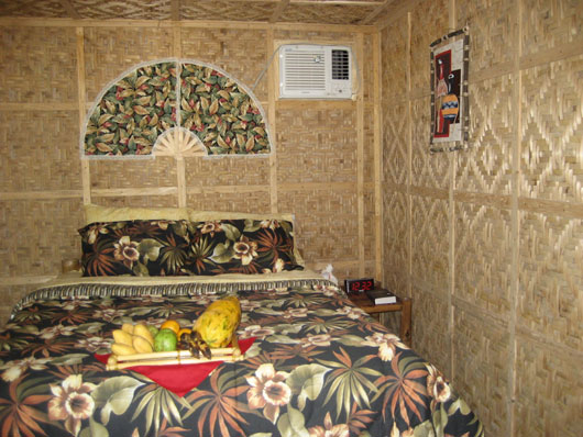 Bedroom at Visayas Breeze Resort