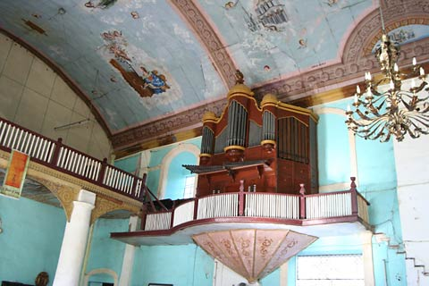 Loboc Church Organ