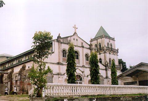 Tubigon Church