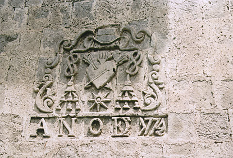Dauis Watchtower Inscription
